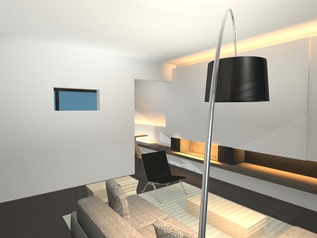 staanlamp woonkamer
